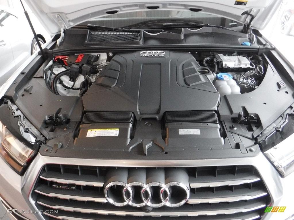 2017 Audi Q7 3 0t Quattro Prestige 0 Liter Tfsi Supercharged Dohc 24 Valve V6 Engine Photo 110229500