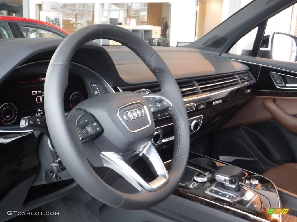 2017 Glacier White Metallic Audi Q7 3 0t Quattro Prestige 110220816 Photo 19