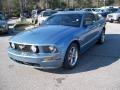 2006 Windveil Blue Metallic Ford Mustang GT Premium Coupe  photo #10