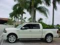 White Sand Tri-Coat - F150 Limited SuperCrew Photo No. 7