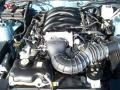 2006 Windveil Blue Metallic Ford Mustang GT Premium Coupe  photo #18
