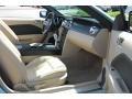 2006 Windveil Blue Metallic Ford Mustang V6 Premium Convertible  photo #10