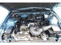 2006 Windveil Blue Metallic Ford Mustang V6 Premium Convertible  photo #20