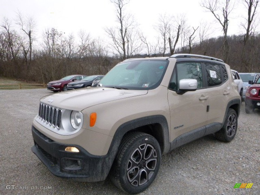 2016 mojave sand jeep renegade limited 4x4 110220887 photo 19 car color galleries. Black Bedroom Furniture Sets. Home Design Ideas