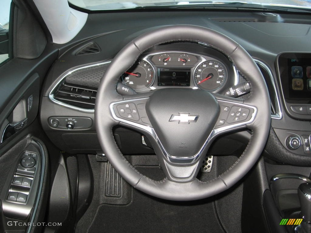 2016 Chevrolet Malibu LT Steering Wheel Photos