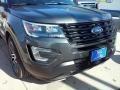2016 Magnetic Metallic Ford Explorer Sport 4WD  photo #2