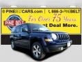 2016 True Blue Pearl Jeep Patriot Latitude 4x4 #110251095