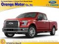 2016 Race Red Ford F150 XL Regular Cab  photo #1