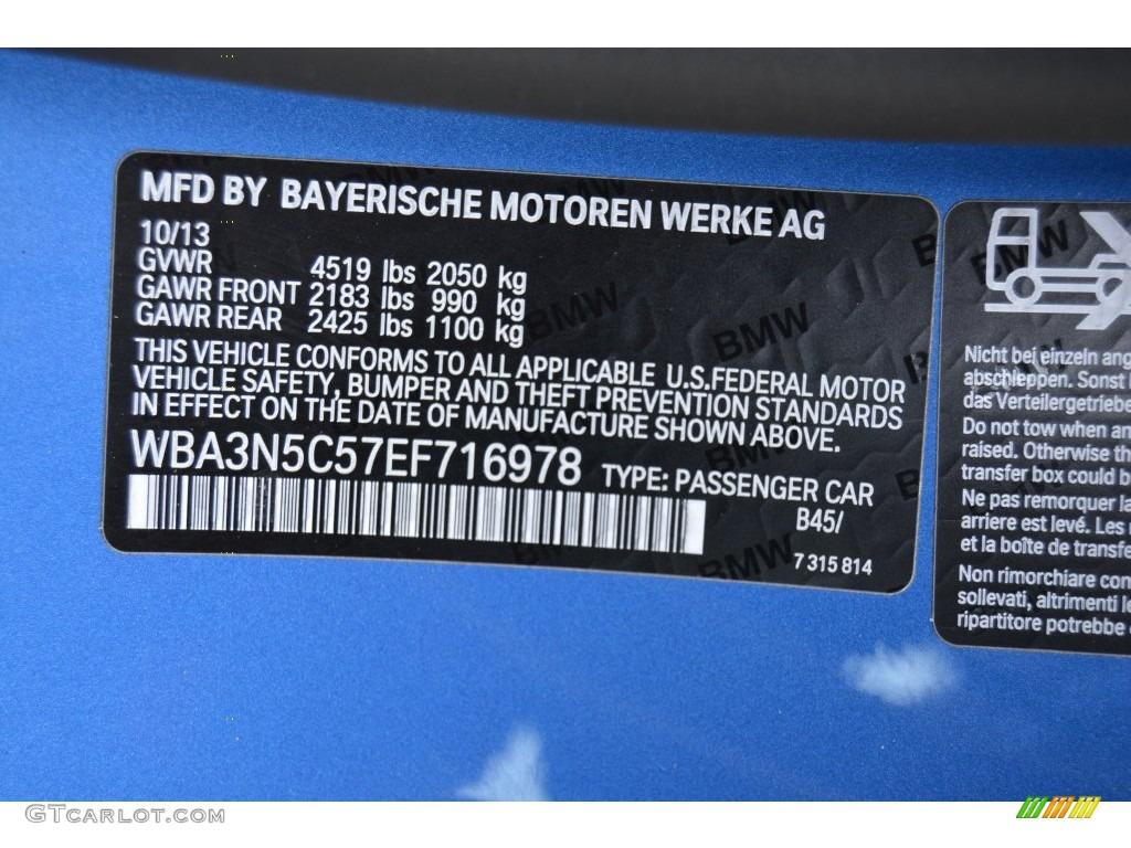 Bmw Estoril Blue Metallic Paint Code Cars Bmw
