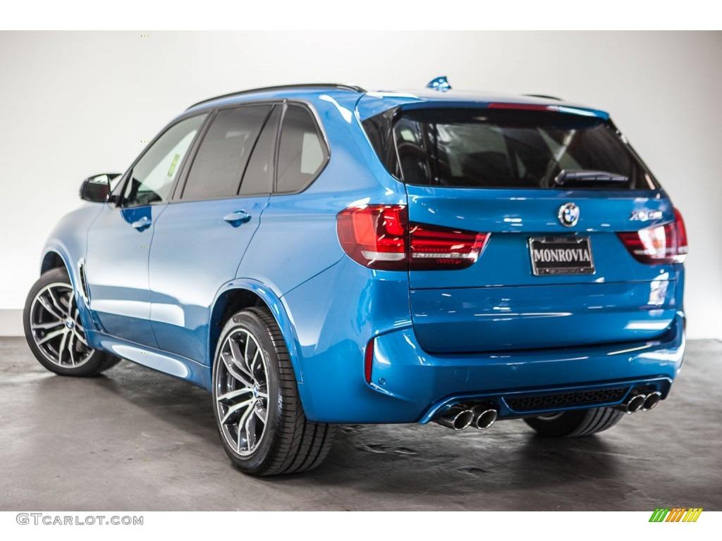2016 Long Beach Blue Metallic Bmw X5 M Xdrive 110307265