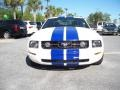 2006 Performance White Ford Mustang V6 Premium Coupe  photo #11
