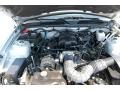 2007 Satin Silver Metallic Ford Mustang V6 Deluxe Coupe  photo #18
