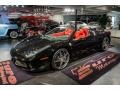 Nero Daytona (Black Metallic) 2013 Ferrari 458 Spider