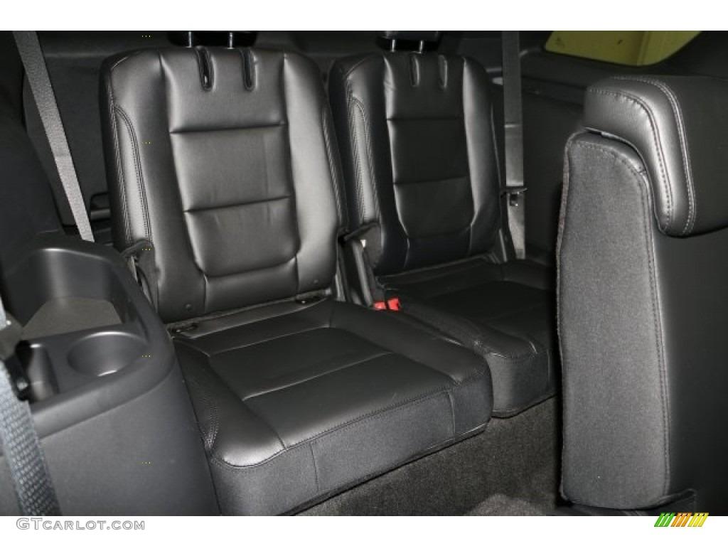 2016 Explorer XLT 4WD - Guard Metallic / Ebony Black photo #9