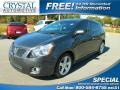 Carbon Gray Metallic 2010 Pontiac Vibe 2.4L