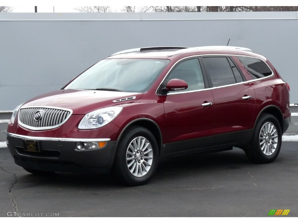 Red Jewel Buick Enclave