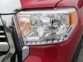 2016 Barcelona Red Metallic Toyota Tundra SR5 CrewMax 4x4  photo #9