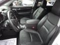 Black Interior Photo for 2012 Kia Sorento #110383643