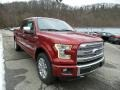 Ruby Red 2016 Ford F150 Gallery