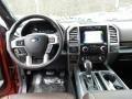 2016 Ford F150 Platinum Brunello Interior Interior Photo