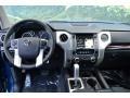 2016 Blazing Blue Pearl Toyota Tundra Limited CrewMax 4x4  photo #6