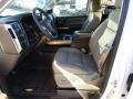 2016 Summit White Chevrolet Silverado 1500 LTZ Z71 Crew Cab 4x4  photo #8