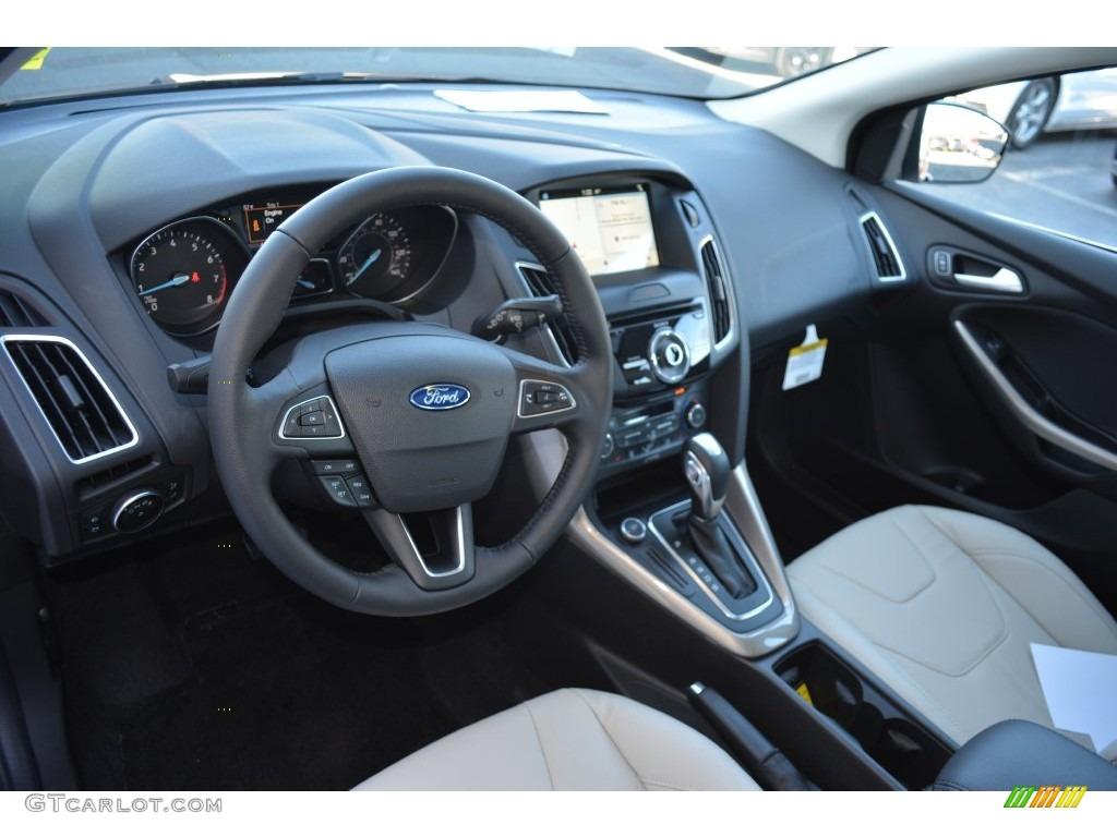 Medium Soft Ceramic Interior 2016 Ford Focus Titanium Hatch Photo 110447998 Gtcarlot Com