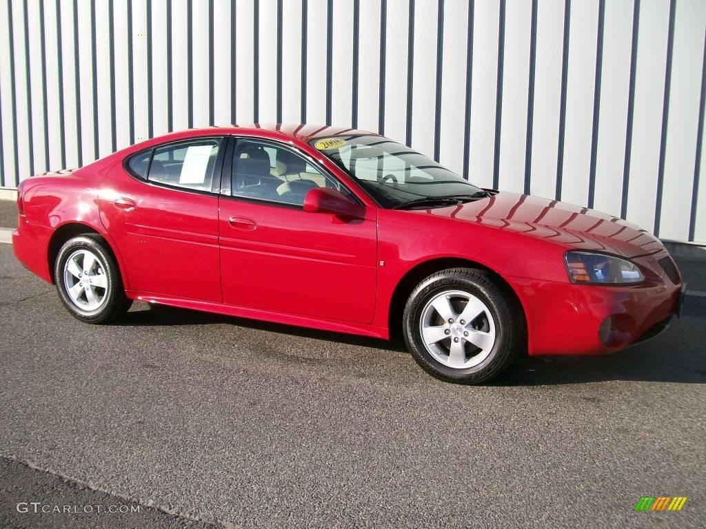2008 crimson red pontiac grand prix sedan 1085756 car color galleries. Black Bedroom Furniture Sets. Home Design Ideas