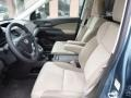 2014 Mountain Air Metallic Honda CR-V EX AWD  photo #5
