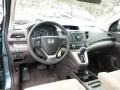 2014 Mountain Air Metallic Honda CR-V EX AWD  photo #7