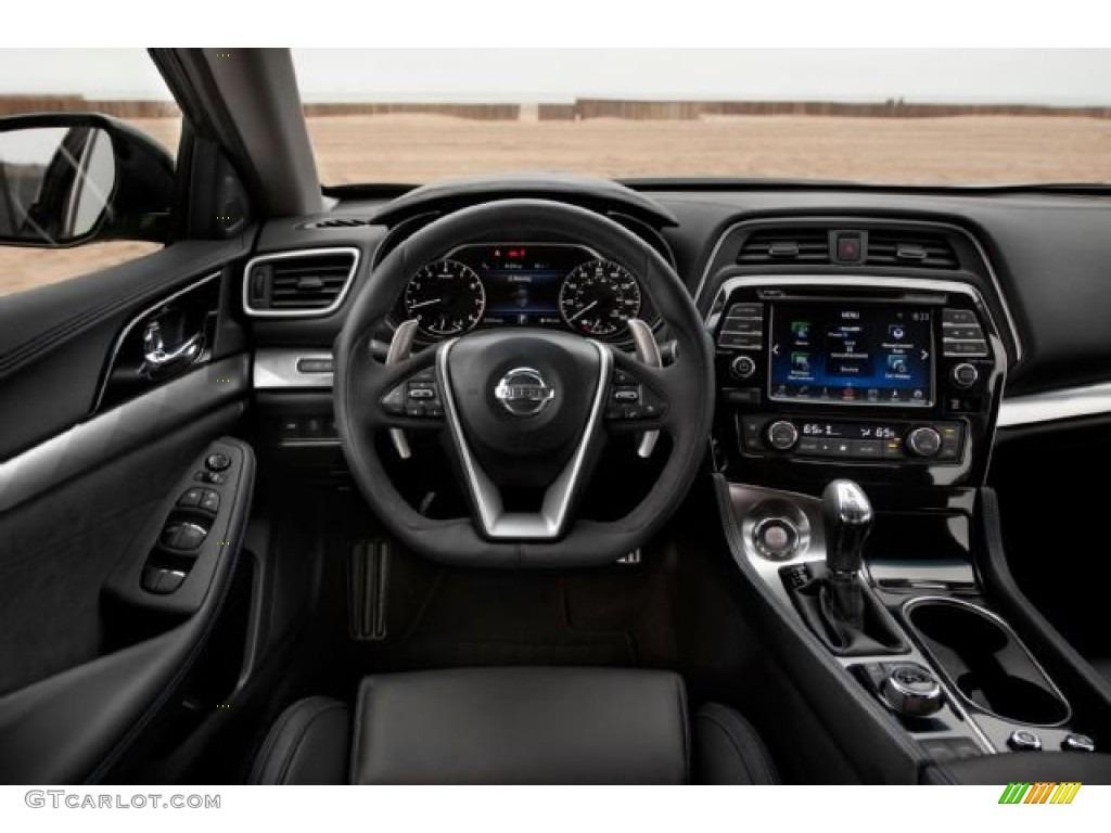 2016 Bordeaux Black Nissan Maxima Sr 110473156 Photo 3
