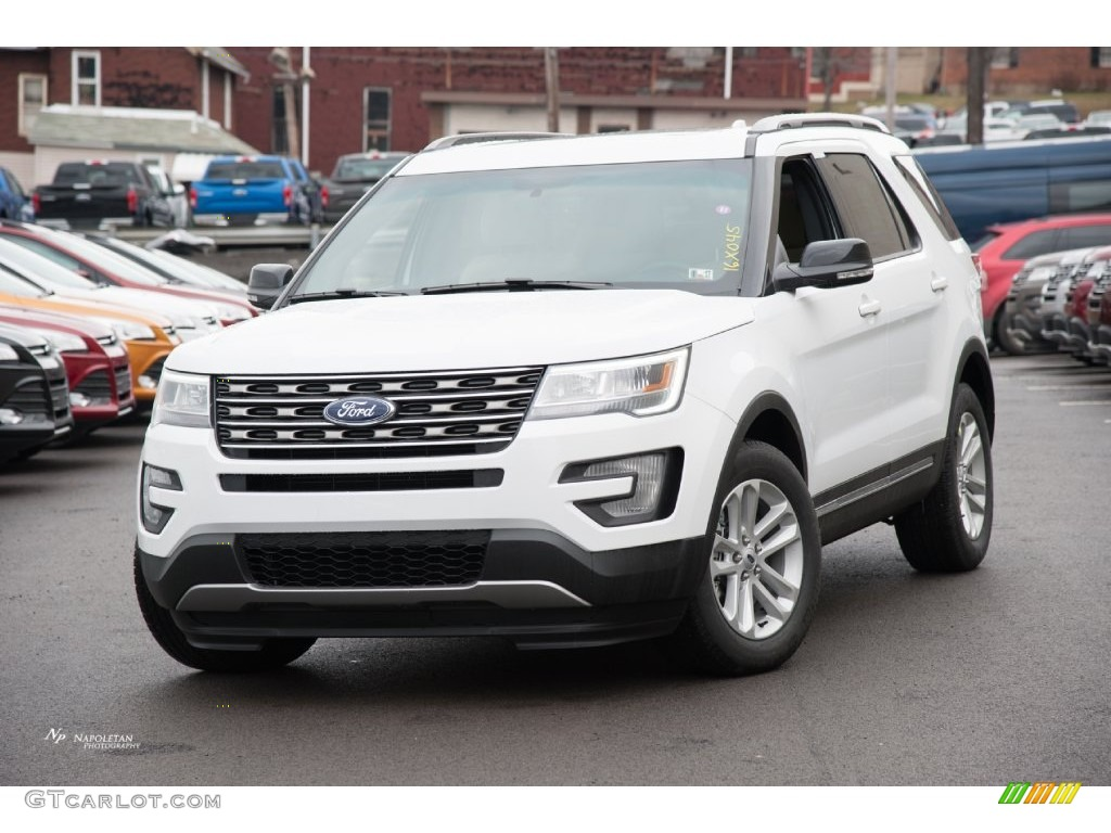 Ford Explorer Interior Colors 2017 2018 2019 Ford