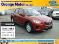 Zeal Red Mica 2013 Mazda CX-5 Sport