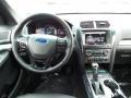 2016 Oxford White Ford Explorer XLT 4WD  photo #11