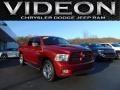 2012 Deep Cherry Red Crystal Pearl Dodge Ram 1500 Sport Crew Cab 4x4 #110495356