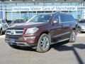 Cinnabar Red Metallic 2013 Mercedes-Benz GL 450 4Matic