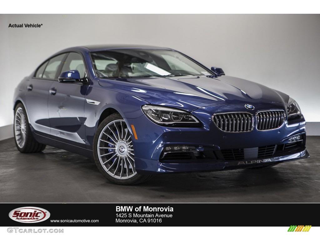 2016 BMW Individual ALPINA Blue Metallic BMW 6 Series ...