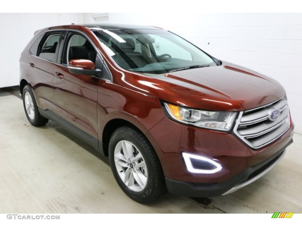 2016 bronze fire ford edge sel awd 110494907 photo 3 car color galleries. Black Bedroom Furniture Sets. Home Design Ideas