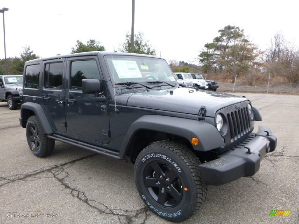 2016 jeep wrangler exterior colors