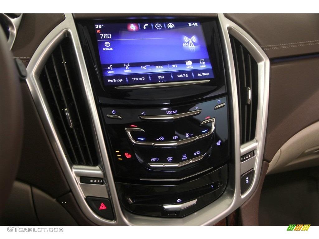 2016 Terra Mocha Metallic Cadillac Srx Luxury Awd