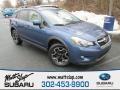 Marine Blue Pearl 2013 Subaru XV Crosstrek 2.0 Premium