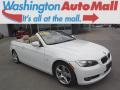 Alpine White 2010 BMW 3 Series 328i Convertible