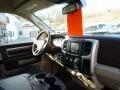 2014 Western Brown Ram 1500 SLT Quad Cab 4x4  photo #4