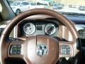 2014 Western Brown Ram 1500 SLT Quad Cab 4x4  photo #20