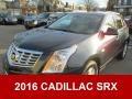 Sapphire Blue Metallic 2016 Cadillac SRX Luxury