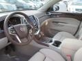 2016 SRX Shale/Brownstone Interior