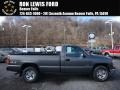 2000 Charcoal Gray Metallic Chevrolet Silverado 1500 LS Regular Cab 4x4 #110586222