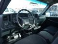 2000 Charcoal Gray Metallic Chevrolet Silverado 1500 LS Regular Cab 4x4  photo #13