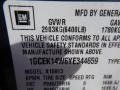 2000 Charcoal Gray Metallic Chevrolet Silverado 1500 LS Regular Cab 4x4  photo #15
