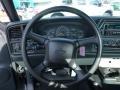2000 Charcoal Gray Metallic Chevrolet Silverado 1500 LS Regular Cab 4x4  photo #17